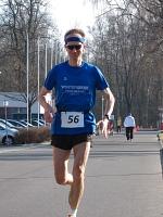 Jürgen Bultmann - Finish 100 km Kienbaum